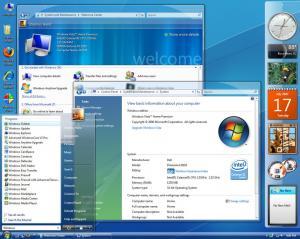 Windows Vista Codename: Azul Final Release Theme