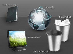 Desktop Icons Free Download