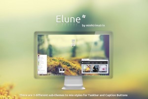 Elune Theme