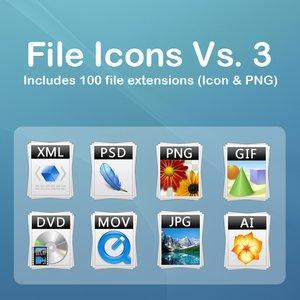 File Icons Vs. 3