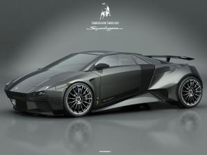 Lamborghini Embolado Concept Wallpaper