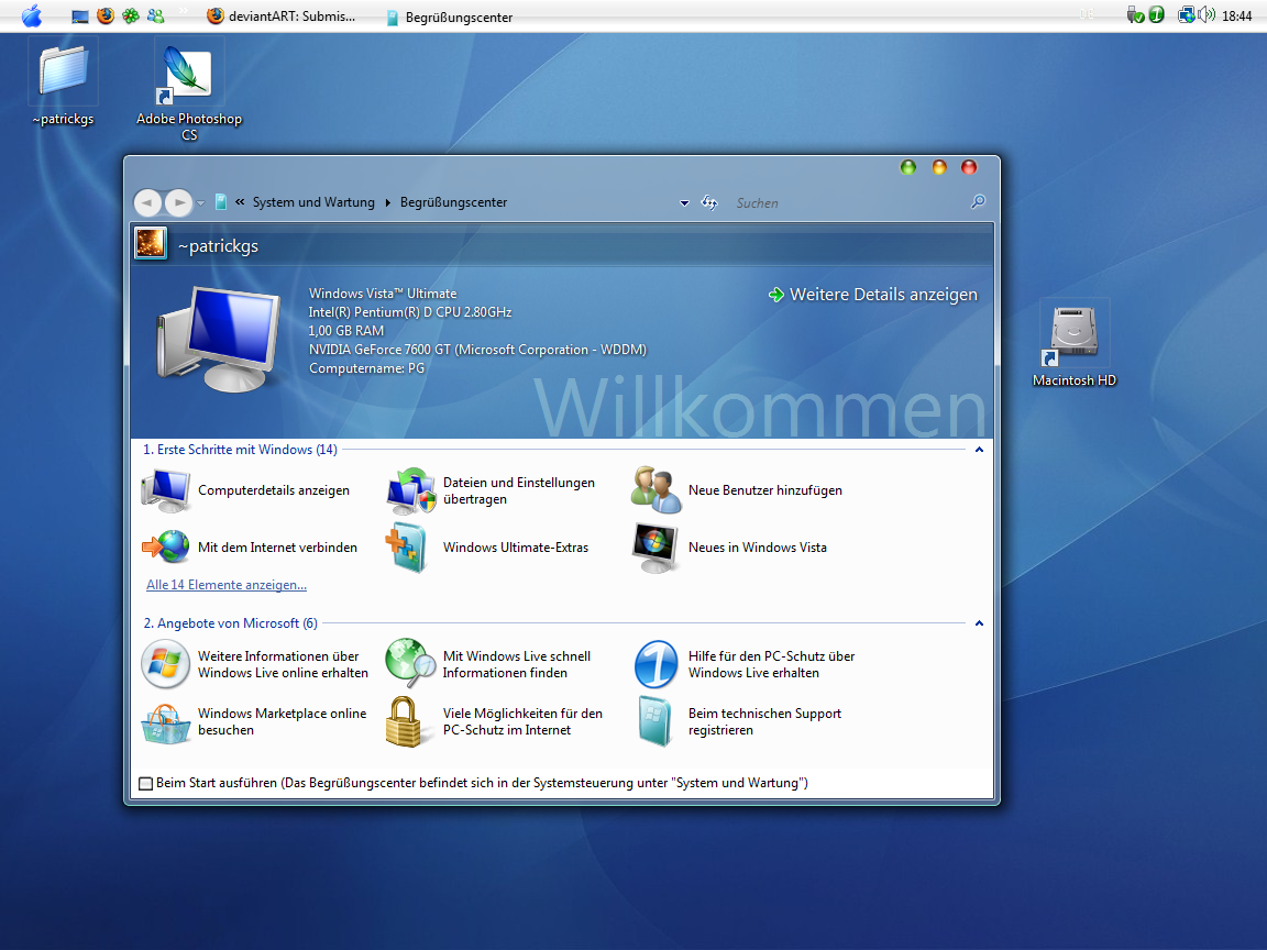 how to download windows vista