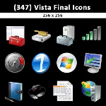 All Vista Final Icons