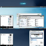 Windows Vista IllumeCG 0.9 Theme