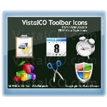VistaICO Toolbar Icon Pack